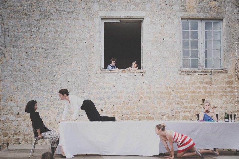 Presque le songe © Elisa Metzeler, Bess Davies et Mathieu Ehrhard
